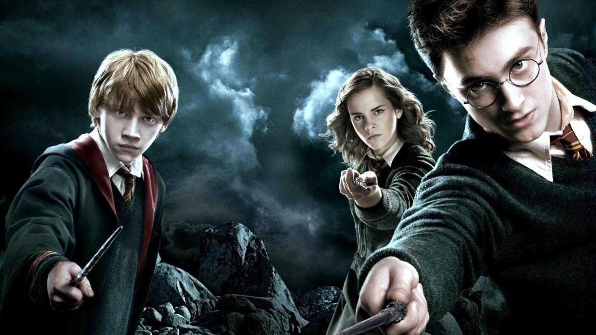 Three Is a Magic Number: The Trinity Archetype in Harry Potter
